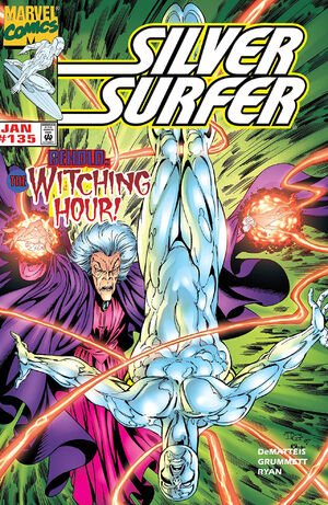 Silver Surfer Vol 3 135