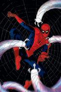 Spider-Man Doctor Octopus Negative Exposure Vol 1 2 Textless