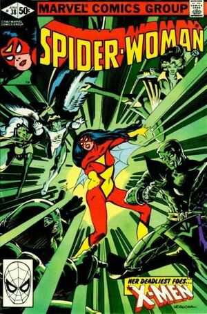 Spider-Woman Vol 1 38