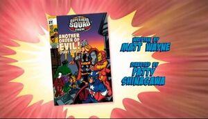 Super Hero Squad Show Season 2 1 Title Card