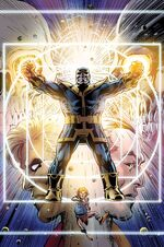 Thanos The Infinity Ending Vol 1 1 Textless