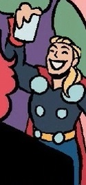 Thor (Earth-Unknown) from Secret Wars Too Vol 1 1 0001