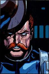 Timothy Dugan (Skrull) (Earth-616) from Secret Invasion Vol 1 1 0001