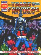 Transformers The Movie Winter Special Vol 1 1
