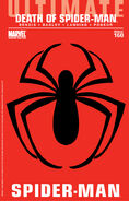 Ultimate Spider-Man Vol 1 160 Polybag Bagley Variant