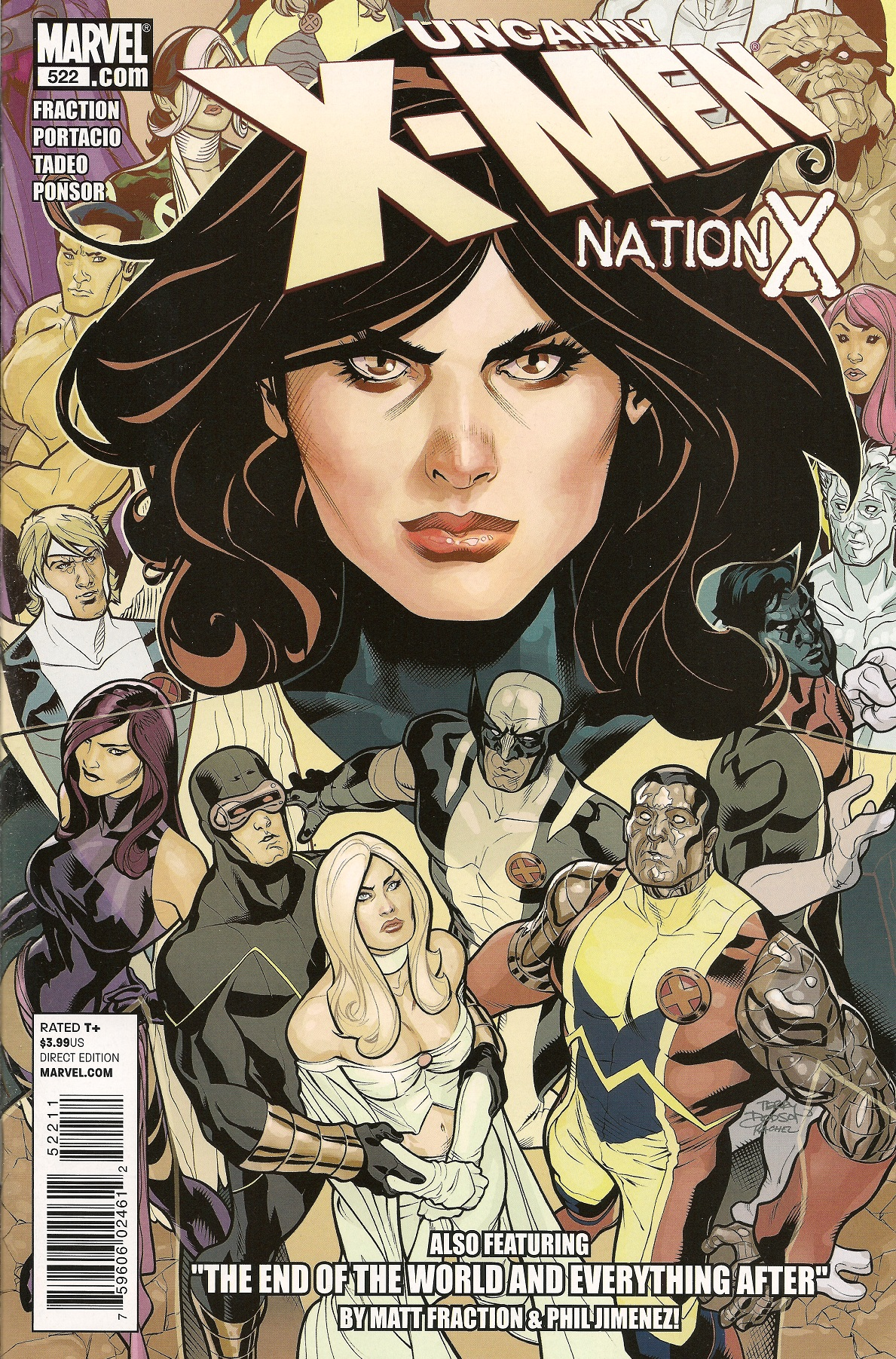 Uncanny X-Men Vol 1 522