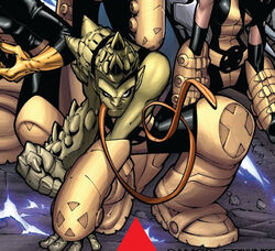 Victor Borkowski (Earth-616) from X-Men Messiah Complex Vol 1 1 0001