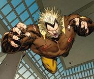 Victor Creed (Earth-616) from Wolverine Vol 2 301 001
