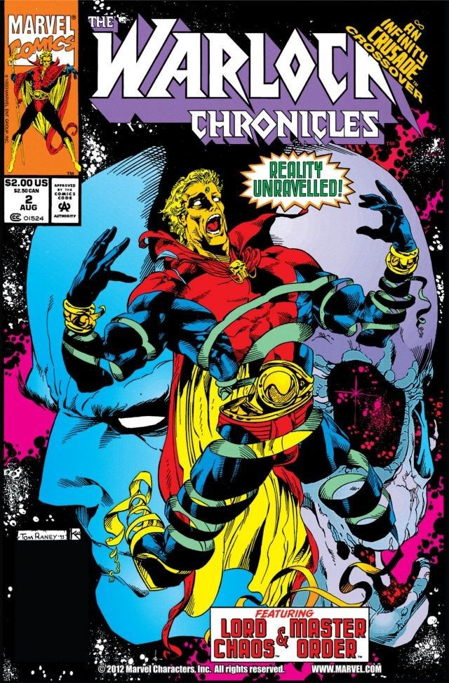 Warlock Chronicles Vol 1 2