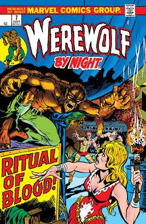 Werewolf by Night Vol 1 7