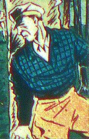 Wilhelm (Nazi spy) (Earth-616) Marvel Mystery Comics Vol 1 22
