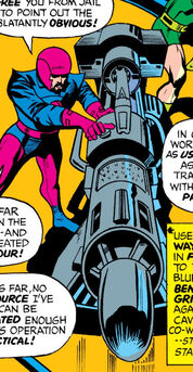 Wizard's ID Machine from Marvel Super Heroes Vol 1 15