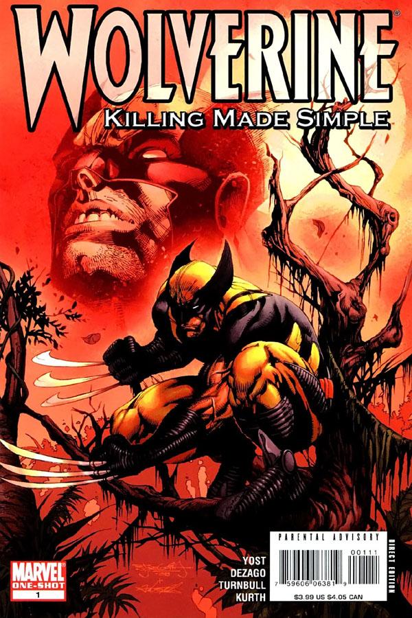 Wolverine Killing Made Simple Vol 1 1