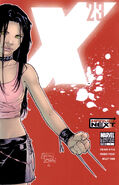X-23 Vol 1 1 Limited Edition Variant