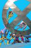 X-Men '92 Vol 1 4 Nakayama Variant Textless