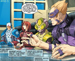 Avengers (Earth-2301) from Marvel Mangaverse Avengers Assemble Vol 1 1 0001