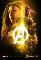 Avengers Infinity War poster 006