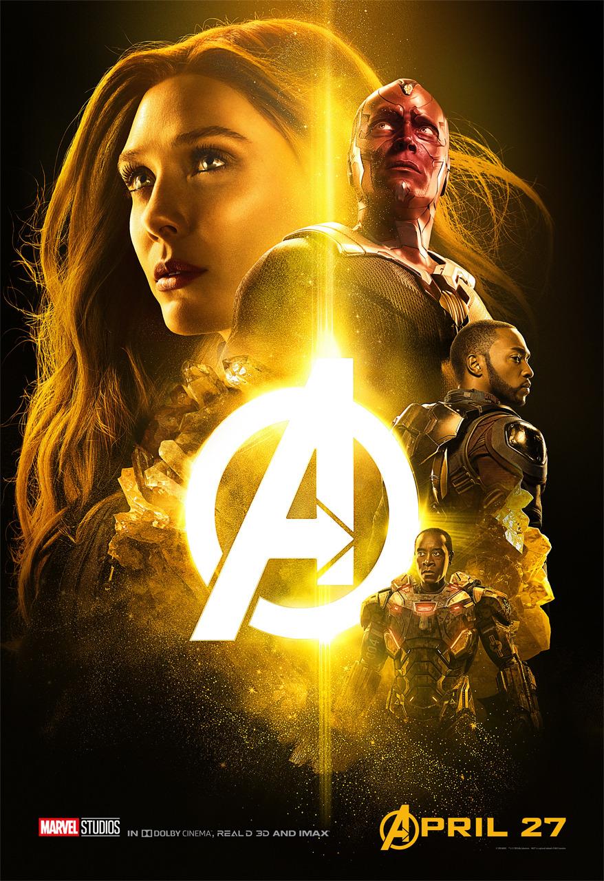 image - avengers infinity war poster 006 | marvel database