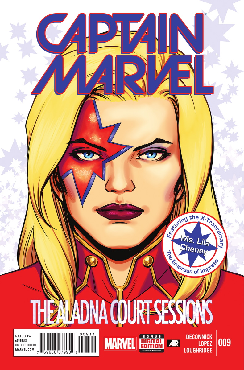 captain marvel 9 review