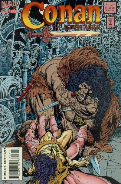 Conan the Adventurer Vol 1 5