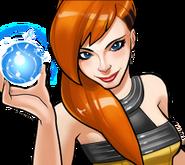 Crystalia Amaquelin (Earth-TRN562) from Marvel Avengers Academy 005