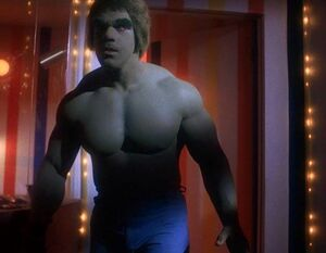 David Banner (Earth-400005) from The Incredible Hulk (TV series) Season 2 7 001