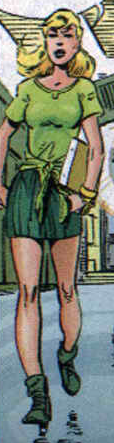 Elizabeth Allan (Earth-98121) from Spider-Man Chapter One Vol 1 1 001