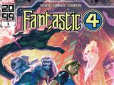 Fantastic Four 2099 Vol 2 1
