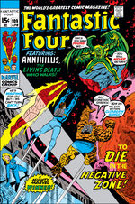 Fantastic Four Vol 1 109