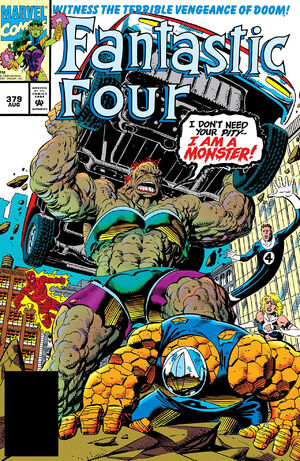 Fantastic Four Vol 1 379