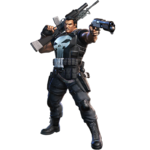 Frank Castle (Earth-TRN765) from Marvel Ultimate Alliance 3 The Black Order
