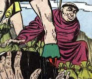 Friar Tuck (Blaine's Gang) (Earth-616) from Captain America Comics Vol 1 59 0001