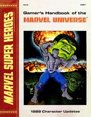 Gamer's Handbook of the Marvel Universe Vol 1 5
