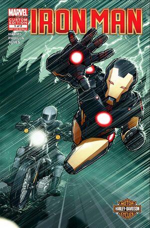 Harley Davidson Iron Man Vol 1 1