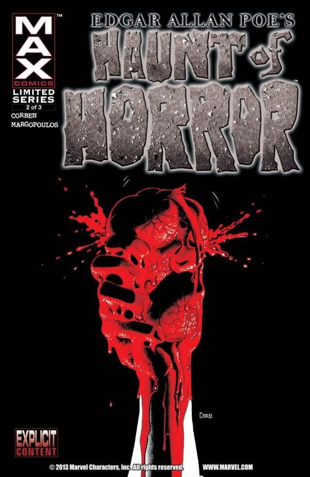 Haunt of Horror Edgar Allan Poe Vol 1 2