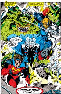 Host (Skrulls) (Earth-616) from Uncanny X-Men Vol 1 275 0001