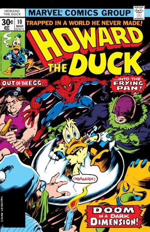 Howard the Duck Vol 1 10