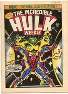 Hulk Comic (UK) Vol 1 50