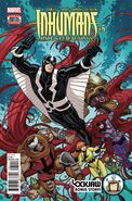 Inhumans Once and Future Kings Vol 1 5