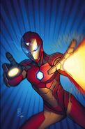 Invincible Iron Man Vol 4 6 Textless