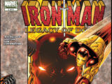 Iron Man: Legacy of Doom Vol 1 2