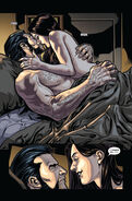 James Howlett (Earth-1610) and Magda Lensherr (Earth-1610) from Ultimate Comics Wolverine Vol 1 3 0001