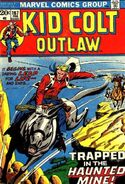 Kid Colt Outlaw Vol 1 167