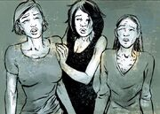 Lana, Katalina and Maja (Earth-200111) from Punisher Vol 7 27 001