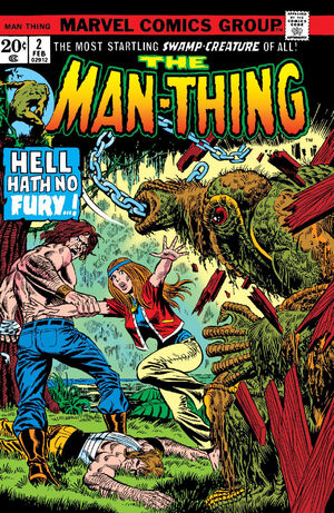 Man-Thing Vol 1 2