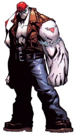Marshall Stone III (Earth-616) from X-Men Vol 2 203