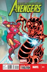Marvel Universe: Avengers - Earth's Mightiest Heroes Vol 1 14