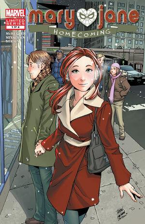 Mary Jane Homecoming Vol 1 1