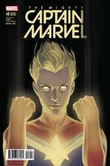Mighty Captain Marvel Vol 1 0 Noto Variant