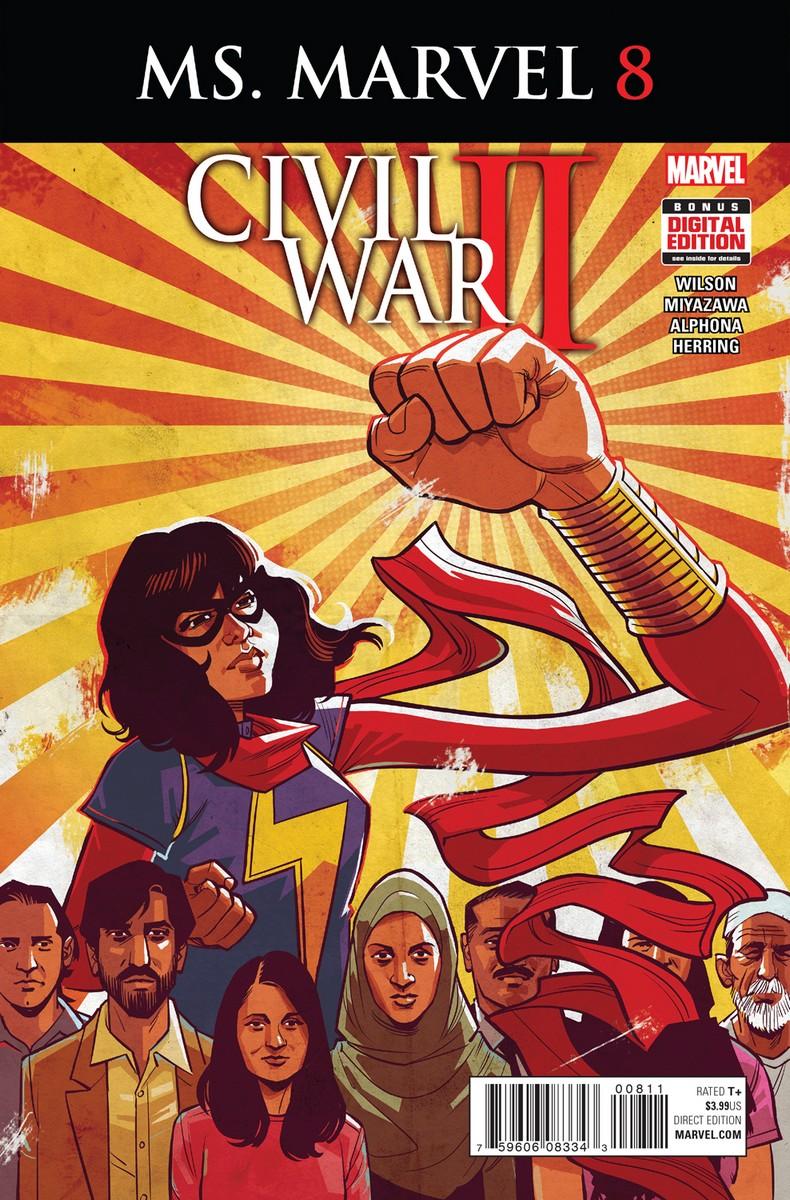 captain marvel vol 8 comic vine